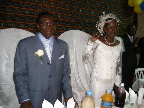 Mariage de Honorine et Joseph