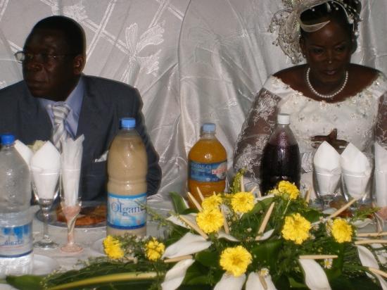 Mariage réligieux de Honorine et Joseph